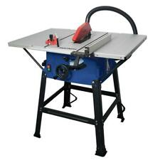 "Tooltronix 1800W Table Saw 10"" 250mm Blade Extendable Bench 5000rp Precision Cut"
