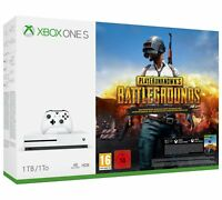 Xbox One S 1TB Player Unknown's Battlegrounds Console bundle BRAND NEW