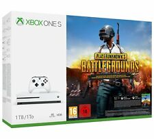 Xbox One S 1TB Player Unknown's Battlegrounds Console NEW SEALED