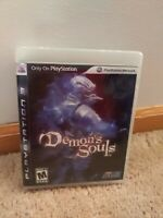Demon's Souls PlayStation 3 Black Label Tested Complete In Box PS3
