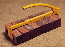 Kraft Tool Masonry Brick Tongs 6136