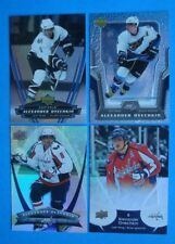 Lot McDonalds *ALEXANDER OVECHKIN* UD NHL Hockey Cards *CAPITALS* *2006 to 2009*