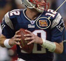 NFL CHAMPIONSHIP GAME HOUSTON SUPER BOWL XXXVIII SB 38 NEW ENGLAND PATRIOTS