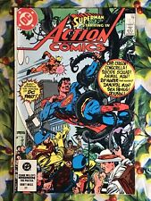 Action Comics #552 (1984, DC)