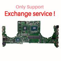 Exchange Motherboard For ASUS GL503G GL503GE GL503GM GL503GD Mainboard i7-8750HQ