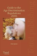 Guide to the Age Discrimination Regulations 2006-ExLibrary