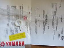 Yamaha Leistungsreduzierung XC125 Cygnus Drosselsatz auf 80 km/h Original NEU