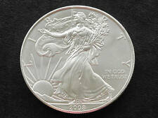2008 Liberty Walking American Silver Eagle Dollar Coin