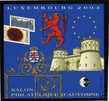 BLOC CNEP N° 39 ** LUXEMBOURG 2003, NEUF LUXE