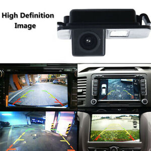 Car Reverse HD Rear View Camera Set Accessory For Ford Mondeo Fiesta Focus S-Max