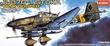 Academy Junkers Ju-87G-1 STUKA Tank Buster Pc.G2 Pack model kit 1:72 87 G
