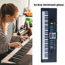 Digital Piano Kids Music Development Toys Battery Powered Musical Instruments