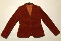 ASPESI womens velvet blazer size 42