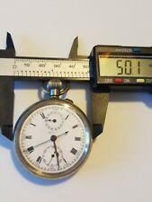 Moeris Chronograph Pocket Watch