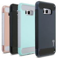 CoverON Arc Series Hybrid Carbon Fiber Cover For Samsung Galaxy S8 Plus Case