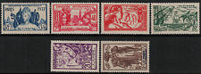 St. Pierre 1937 SC 165-170 Set H CV $14.60 -  Paris International