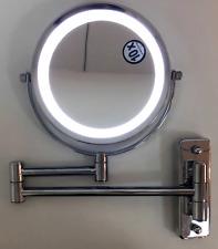 Schminkspiegel LUXUS LED Kosmetikspiegel  Wandspiegel Normal + 10Fach Neuware