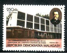 SELLOS TEMA MEDICINA. MADAGASCAR 1987 831 1v.