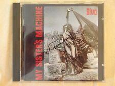 My sister's Machine - Diva (rare cd grunge rock metal) soundgarden pearl jam