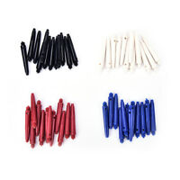 12pcs screw 35mm dart nylon shafts short darts stems replacement FG