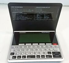 Franklin Merriam-Webster Electronic Pocket Dictionary Thesaurus Mwd-1490 New Bat