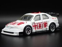 ALFA ROMEO 155 RACE CAR RARE 1:64 SCALE COLLECTIBLE DIORAMA DIECAST MODEL CAR