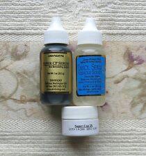 SKIN BIOLOGY~SUPER CP SERUM~3 Pc Skin Renewal Kit~