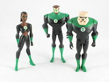 "DC justice league unlimited jlu lot kilowog arkis chummuck KATMA tui 4-5"""