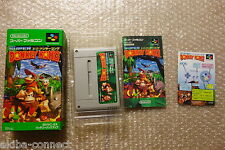 Super Donkey Kong Nintendo Super Famicom Japan