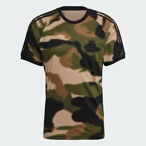 Mens 2021 Adidas Camo Graphics All Over Print Camo - Men T-Shirts M/L/XL/2XL