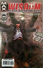 Wisdom #2 Nm- 1st Print Marvel Comics