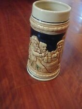 GERMAN TYPE BEER STIEN MADE IN JAPAN EXCELLENT PAINTING STANDS 7 INCHES