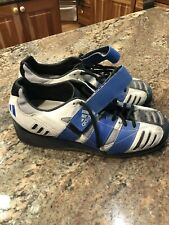 Adidas Ironwork 1 Weightlifting Shoes Vintage Sz 7.5 Mens / 9 Women's Crossfit