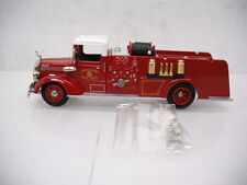 ASHTON MODELS No. AH 30 1953 MACK PUMPER CENTERPORT L.I.N.Y. 1/43 SCALE