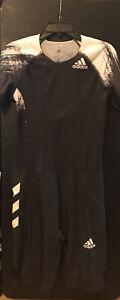 Adidas Adizero Speed Suit Compression Track Suit Men's Size L MSRP $225.00