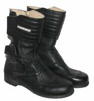 """ HARRO "" Damen- Motorradstiefel / Biker- Stiefel / Boots in schwarz Gr. 38"