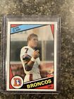 1984 topps john elway rookie card!! Original great shape a collectors must