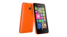 Nokia Lumia 630 Single-SIM Orange 8GB Smartphon NEU inOVP sämtliche SIM weltweit