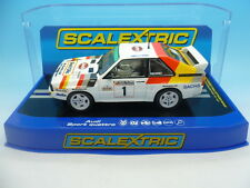 Kinderrennbahnen Popular Brand Scalextric Spain Altaya Camp Der Rally Audi Quattro Blomqvist-cederberg Mint Special Summer Sale Spielzeug