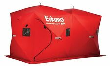 Eskimo QuickFish 6 Man Ice Shelter Fishing Winter Outdoor Shelter Portable NEW