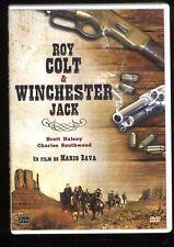ROY COLT & WINCHESTER JACK   Mario BAVA    Brett HASLEY   DVD ZONE 2