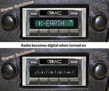 1973-1988 GMC Truck NEW USA-630 II* 300 watt AM FM Stereo Radio iPod, USB, Aux