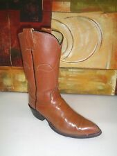 Vintage Brown Womens Boots 7AA