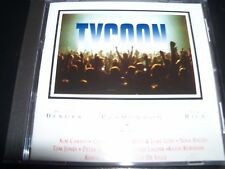 Tycoon Various CD Ft Celine Dion Cyndi Lauper Kim Carnes Luke / Matt Goss