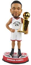 "Norman Powell FOCO Toronto Raptors 2019 NBA Championship Trophy 8"" Bobblehead"