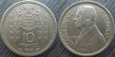 MONACO # 10 francs 1946 - Louis II