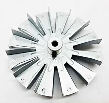 """3-20-502221 - Harman Fireplace Fan Blade, 5"""" Double Paddle, Fits The Following"""