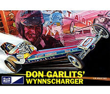 MPC DON GARLITS WYNNS CHARGER FRONT ENGINE RAIL DRAGSTER model kit 1/25 open box