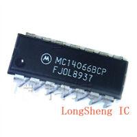 MC14066BCP Analog Switch Multiplexers 4 pieces HU213