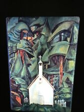 "Emily Carr ""Indian Church"" Canadian Art 35mm Slide"
